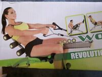 NEW Wonder Core 2 gym equipment abs workout