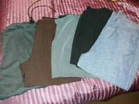 5 pairs of trousers. Size 18