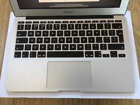MacBook Air 11inch Apple 4GB 15 Processor (2013) 1.3GHZ