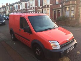 REDUCED FORD TRANSIT CONNECT EX ROYAL MAIL VAN