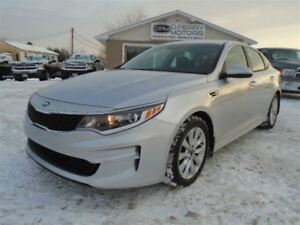 2016 Kia Optima LX+ Auto Heated Seats Bluetooth Alloys