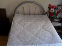 Single bed for sale, used in guest bedroom. Orthopaedic Mattress