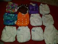 Cloth Reusable Washable Nappies