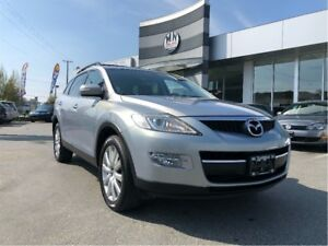 2007 Mazda CX-9 COQUITLAM LOCATION 604-298-6161 AWD, DVD player
