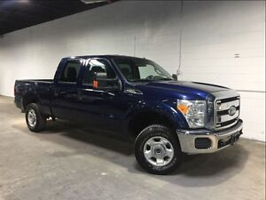 2011 Ford F-250 SUPER DUTY 4X4! CREW CAB! SHORT BOX!