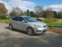 Ford Focus 1.6 petrol only 47k miles - 11 months MOT (new clutch fitted)