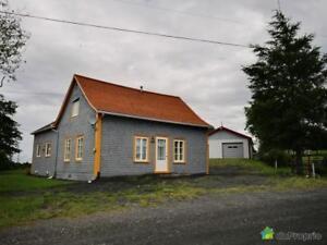 97 300$ - Maison à un étage et demi à vendre à Lac-Etchemin