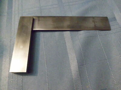 Brown Sharpe Beveled Edge Machinist Square Mod 542