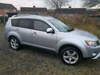 Mitsubishi outlander warrior part ex / swaps