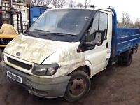 Ford transit 54 plate spares or repairs £690