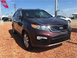 2013 Kia Sorento SX Leather Nav 57,900km