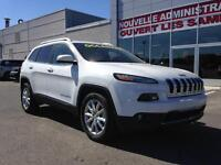 Jeep Cherokee Limited 4X4 2015 *COMME NEUF*