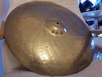 "Zildjian ""22 Power ride Cymbal (Monster!)"