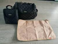 Storksac poppy babybag
