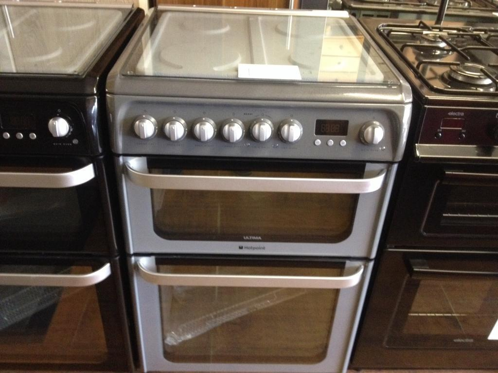 Hotpoint gas cooker (fan oven)