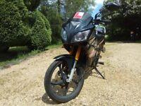 Lexmoto XTR 125 2014- Needs some work, Great first bike...