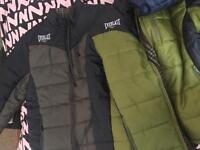 Fleeced lined jackets brand new