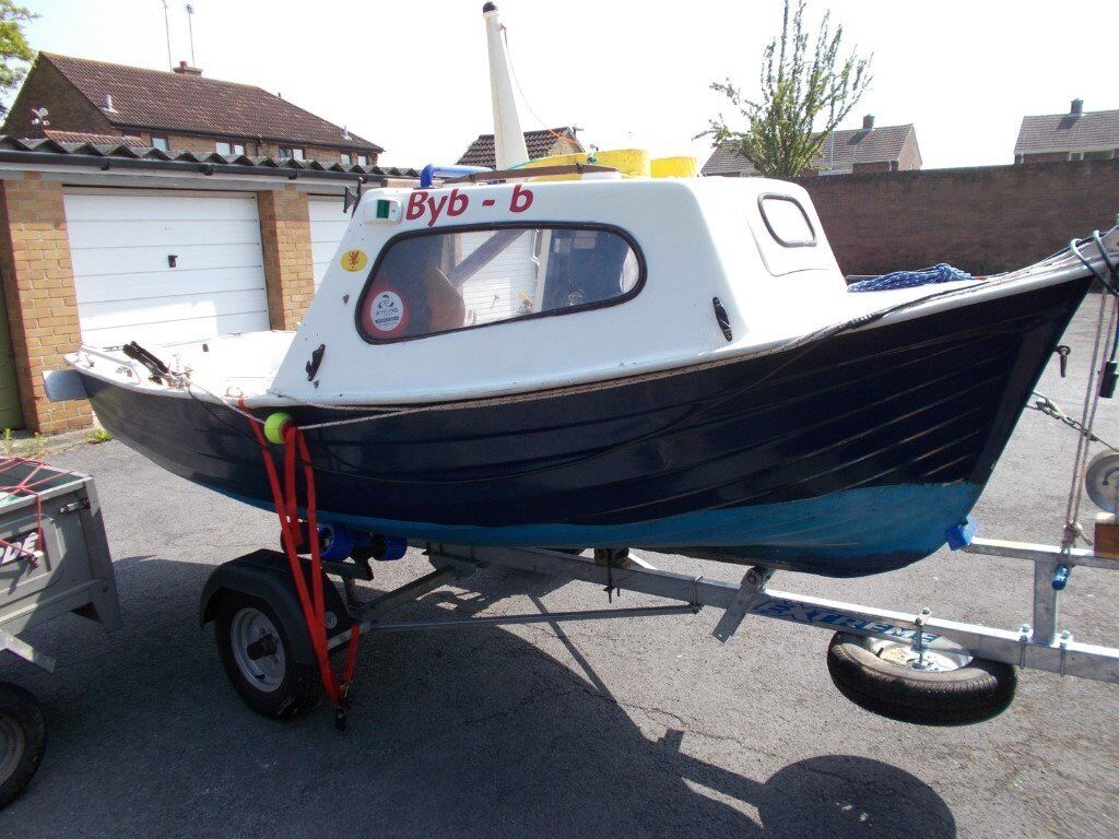 13ft Maxcraft Fishing Boat, Engine and Trailer plus extras