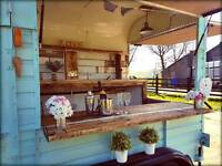 Mobile Bar / Prosecco Bar / Converted Horse Trailer/ Business Opportunity