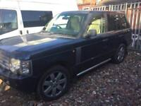 Range Rover vogue 4.4 petrol /lPG