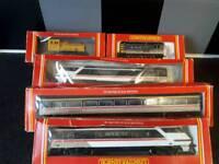 Hornby 00gauge trains