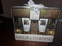 Baylis & Harding Gift set.