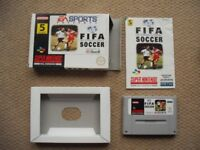Super Nintendo / Snes Game : Fifa International Soccer