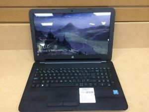 ordinateur portable hp etat neuf ** Tester et verifier par un technicien sur place ** F028275
