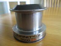 DAIWA INFINITY-X 5500 BR baitrunner spare spool