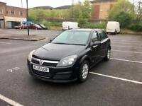 2006 Vauxhall Astra 1.7 Diesel, Manual, Black, New MOT, Cheap Car, Economical