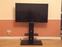 TV Floor Stand with Mount TWO MONTS OLD
