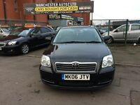 Toyota Avensis 1.8 VVT-i Colour Collection 5dr FULL DEALER SERVICE HISTORY