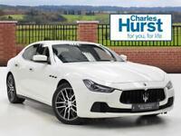 Maserati Ghibli DV6 (white) 2014-04-28