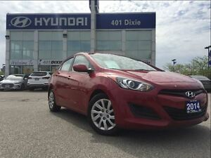 2014 Hyundai Elantra GT 1 OWNER|BLUETOOTH|HEATED SEATS|A/C|