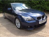 FINANCE AVAILABLE GOOD, BAD OR NO CREDIT**BMW 5 SERIES 2.0 520d M Sport 4dr**