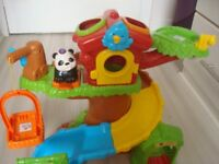Vtech Toot Toot Animals Tree House with Panda