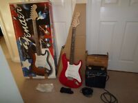 Fender Squire Guitar Starter Pack
