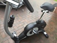 Good Quality Exercise Bike with Digital Display and Programmes