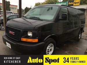 2016 GMC Savana 2500 EXTENDED VAN/PRICED FOR IMMEDIATE SALE