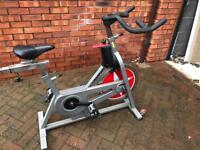Schwinn Spin bike excellent cond