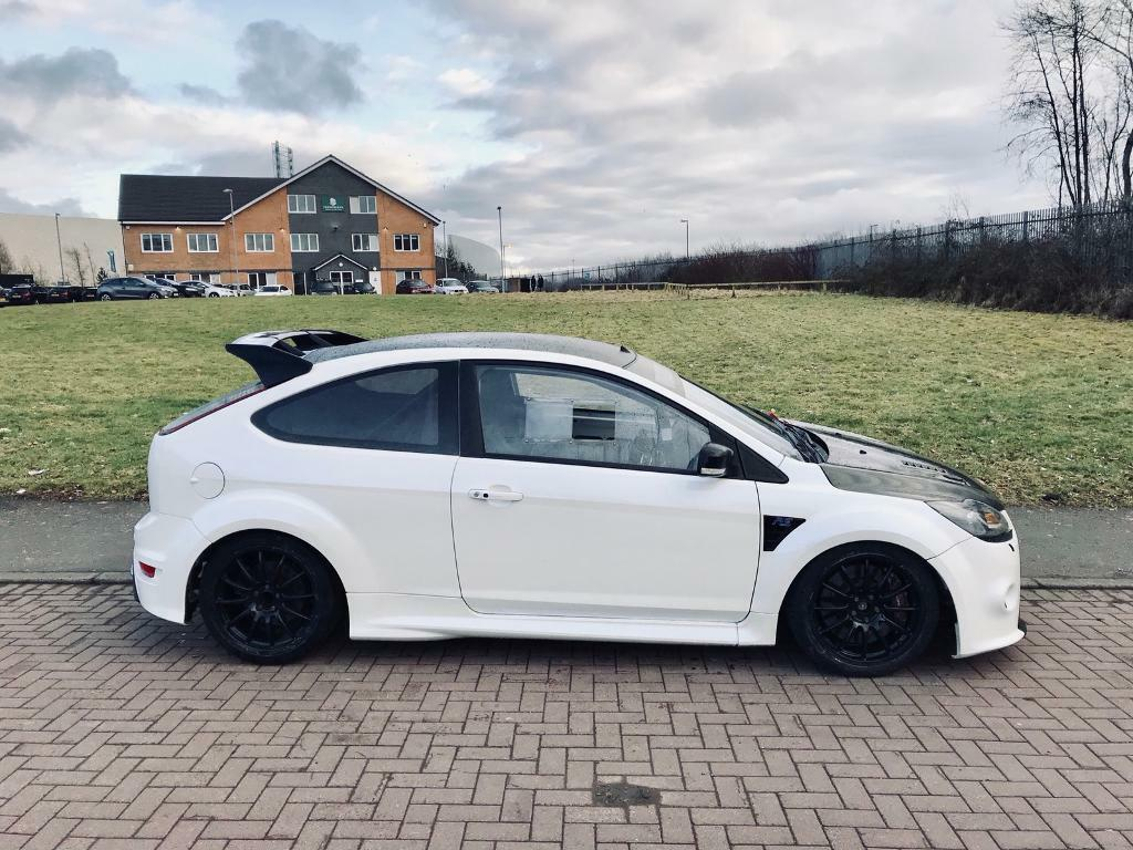 2010 ford focus rs may px or swap in east end glasgow gumtree. Black Bedroom Furniture Sets. Home Design Ideas
