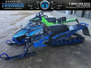 2015 Arctic Cat M8000 153 Sno Pro Supercharged
