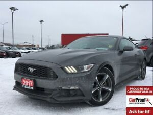 2017 Ford Mustang V6**BLUETOOTH**BACK UP CAMERA**ALLOY WHEELS**
