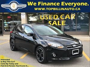 2013 Ford Focus HB LEATHER, SUNROOF, BLUETOOTH