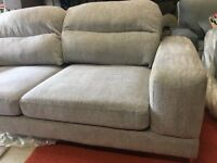 3+2 Sofa Grey Suite