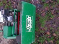 Lloyds paladin cylinder mower suitable cricket wickets