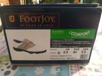 Footjoy Women's Golf Shoes As New. Size 6.5.