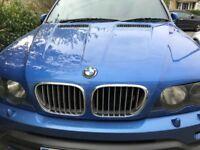 *Rare X5 4.6is Best Colour Estoril Blue £4995 Fully Serviced & M.O.T