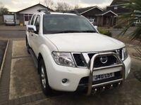 2012 '61 Nissan Navara - FSH - 81k miles - No VAT - Viewings Essex or Suffolk