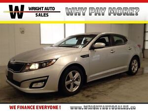 2015 Kia Optima LX| BLUETOOTH| CRUISE CONTROL| HEATED SEATS| 76,